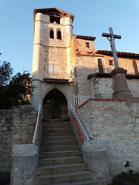 Église Saint-Barthélemy de Castelnau-de-Lévis