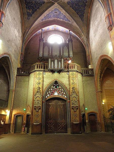 Lavaur (81) Église Saint-François