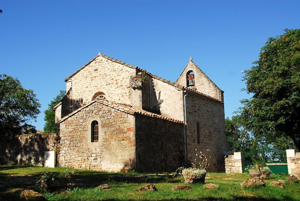 Église Notre-Dame de Roussayrolles