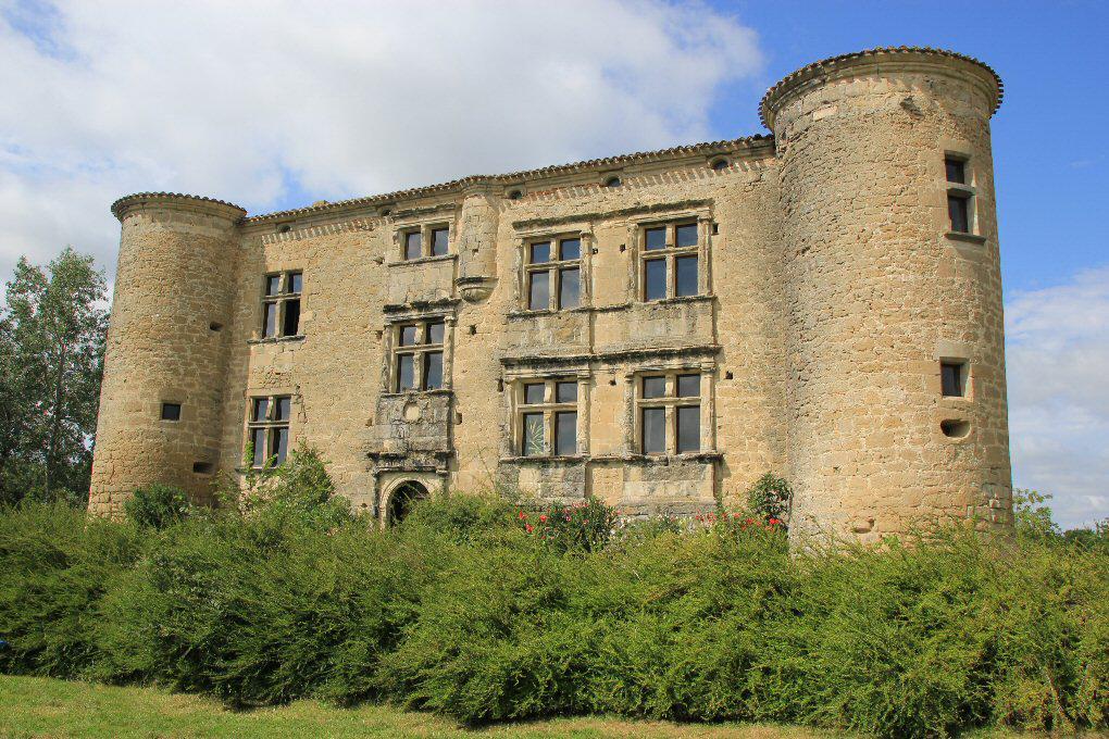 Château de Roquevidal
