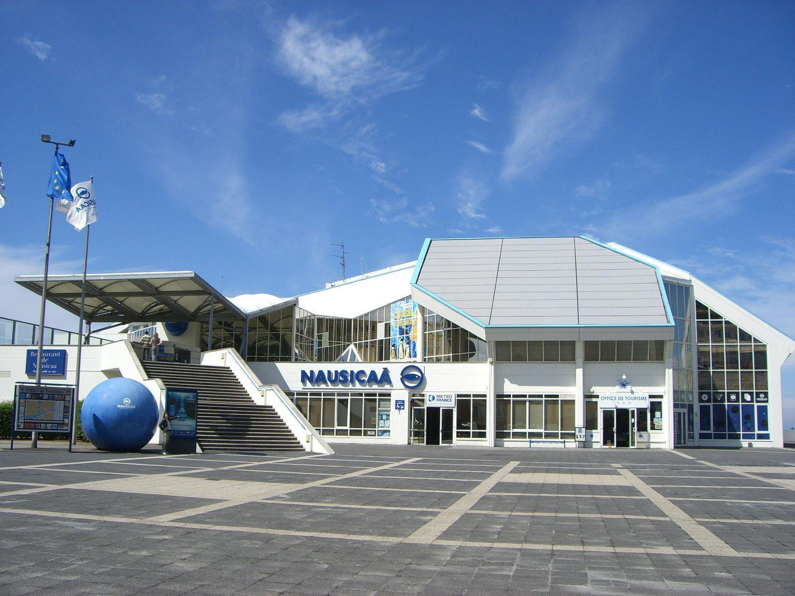 Nausicaä_Boulogne-sur-Mer
