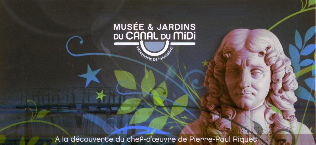 Musée & Jardins Du Canal du Midi