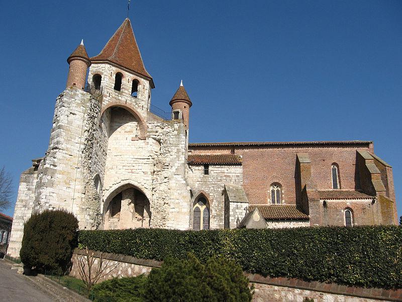 Eglise Saint Pierre - Auvillar