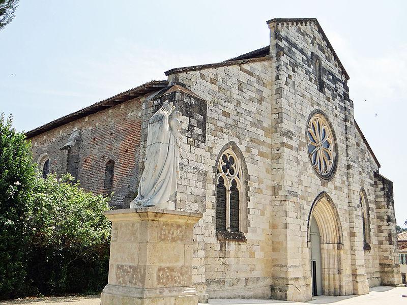 Auvillar - Église Saint-Pierre