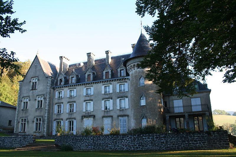 Lacaune chateau Calmels