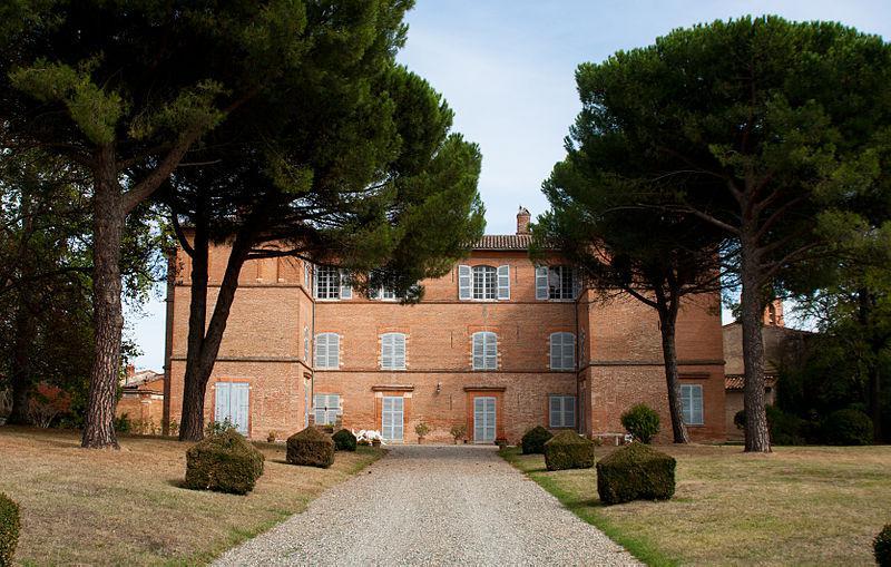 Image : Château de Saint-Geniès-Bellevue