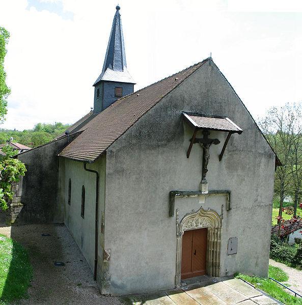 Mirecourt chapelle Oultre