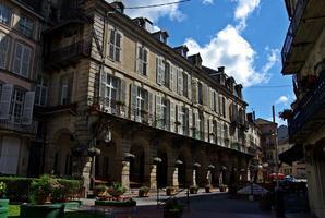 """Maison dite """"des Arcades"""".88370 Plombières-les-Bains"""