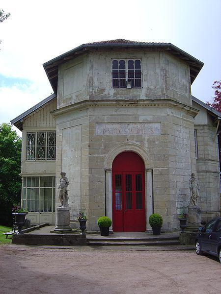 Chalet du château d'Epinal
