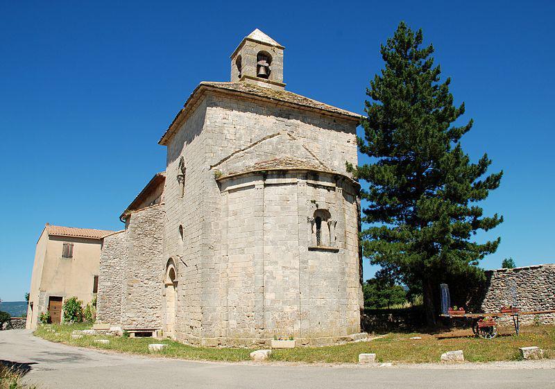 Église de la Sainte-Trinité de Saint-Trinit