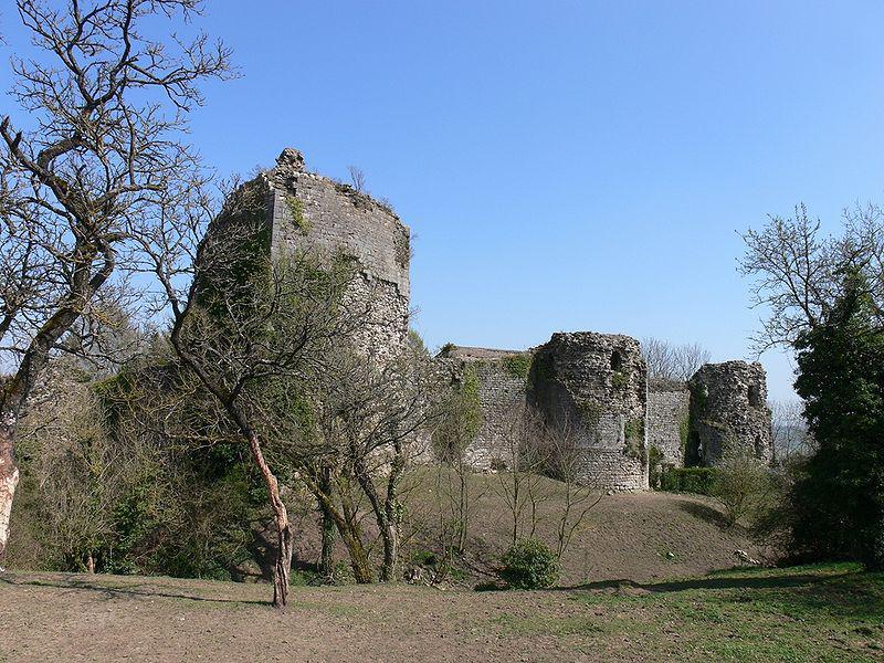 Prény château