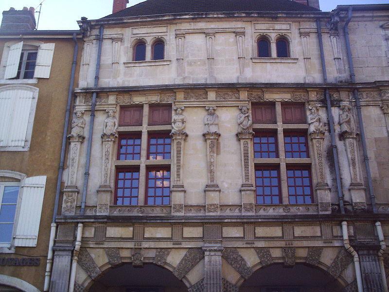 Maison des 7 péchés capitaux de Pont-à-Mousson