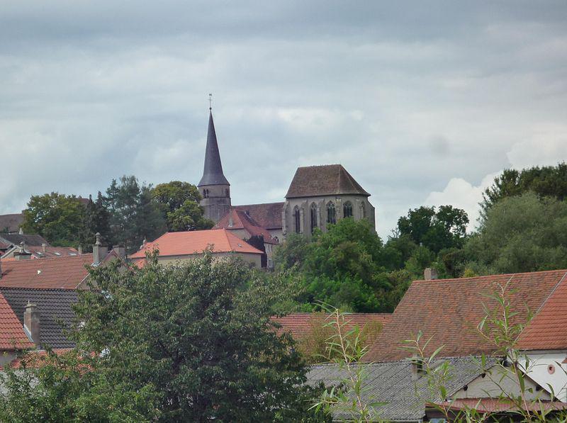 Église de Zetting