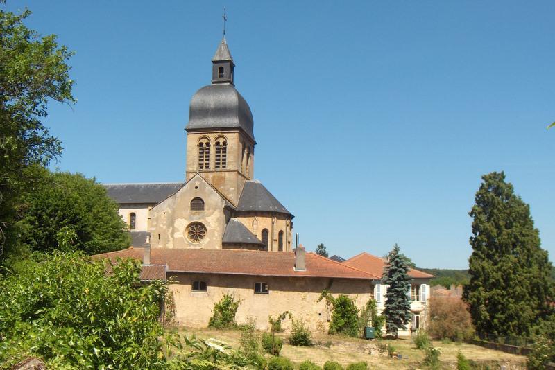 Eglise Saint-Etienne de Gorze