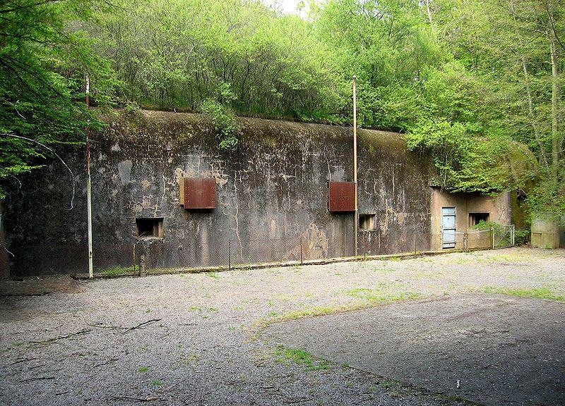 Ligne Maginot - Abri du Zeiterholz