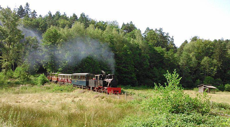 Chemin de fer forestier d'Abreschviller