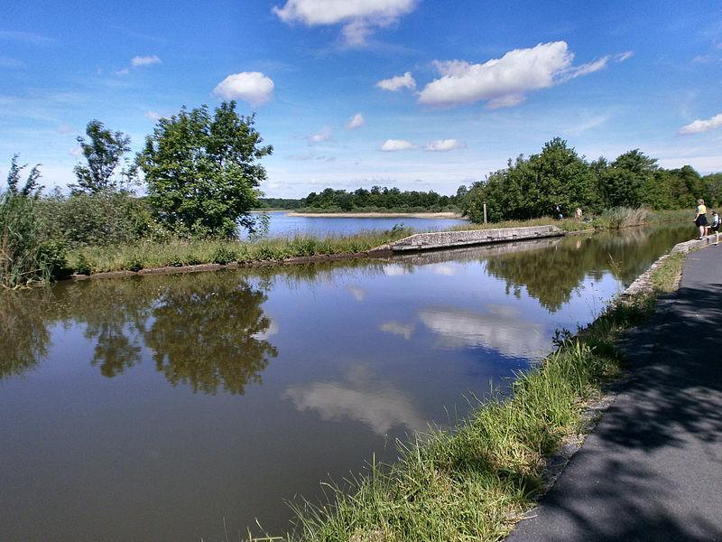 Mittersheim, Canal de Sarre