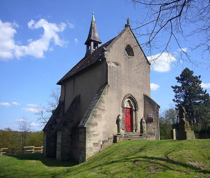 Chapelle Sainte-Catherine - Hombourg-Haut