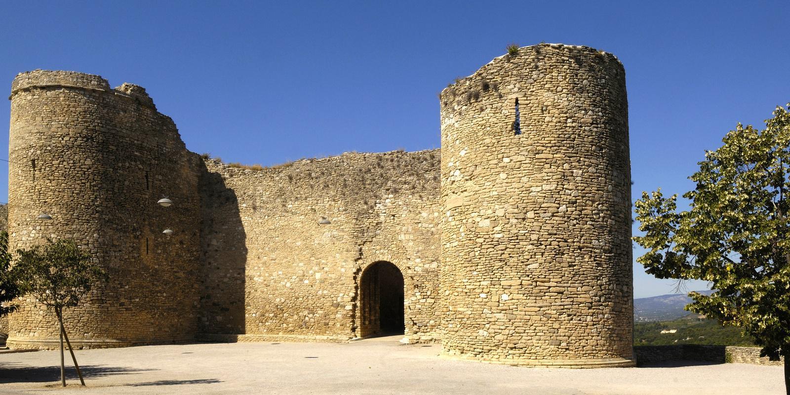 Château de Venasque