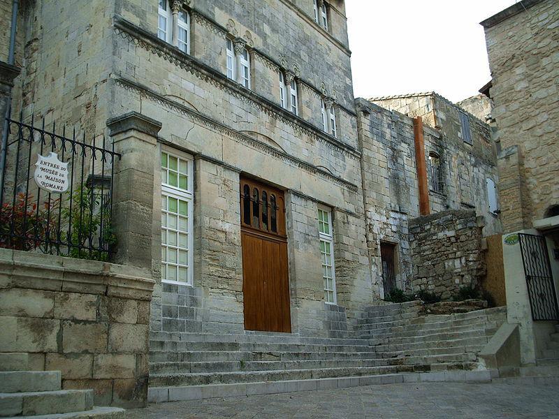Image : Musée Maison Romane