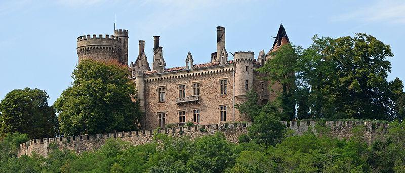 Chateau-de-Paulhac