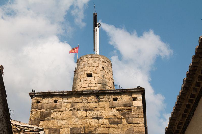 Image : Tour médiévale de Gallargues-le-Montueux