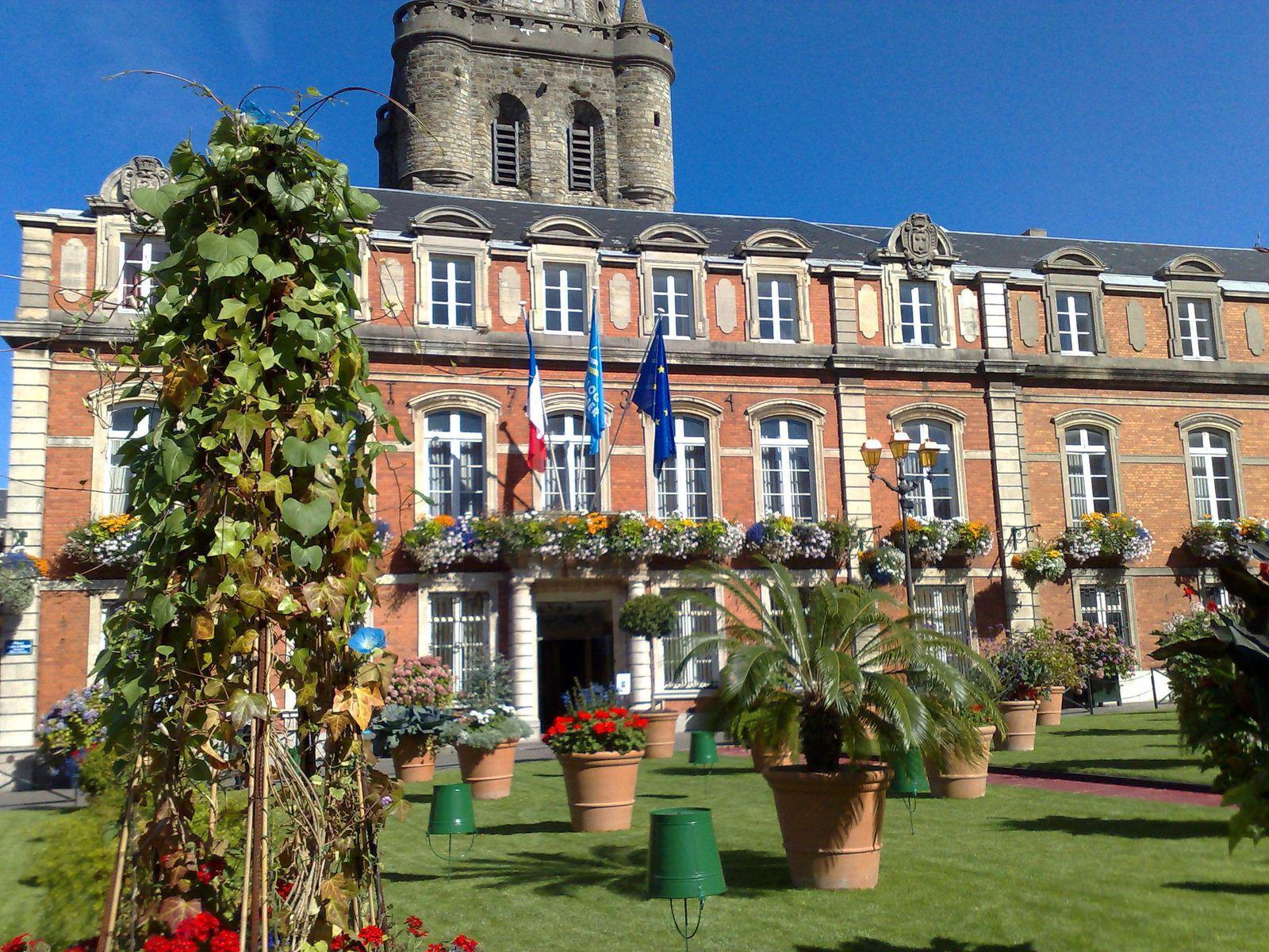 Hotel de Ville_Boulogne-sur-Mer