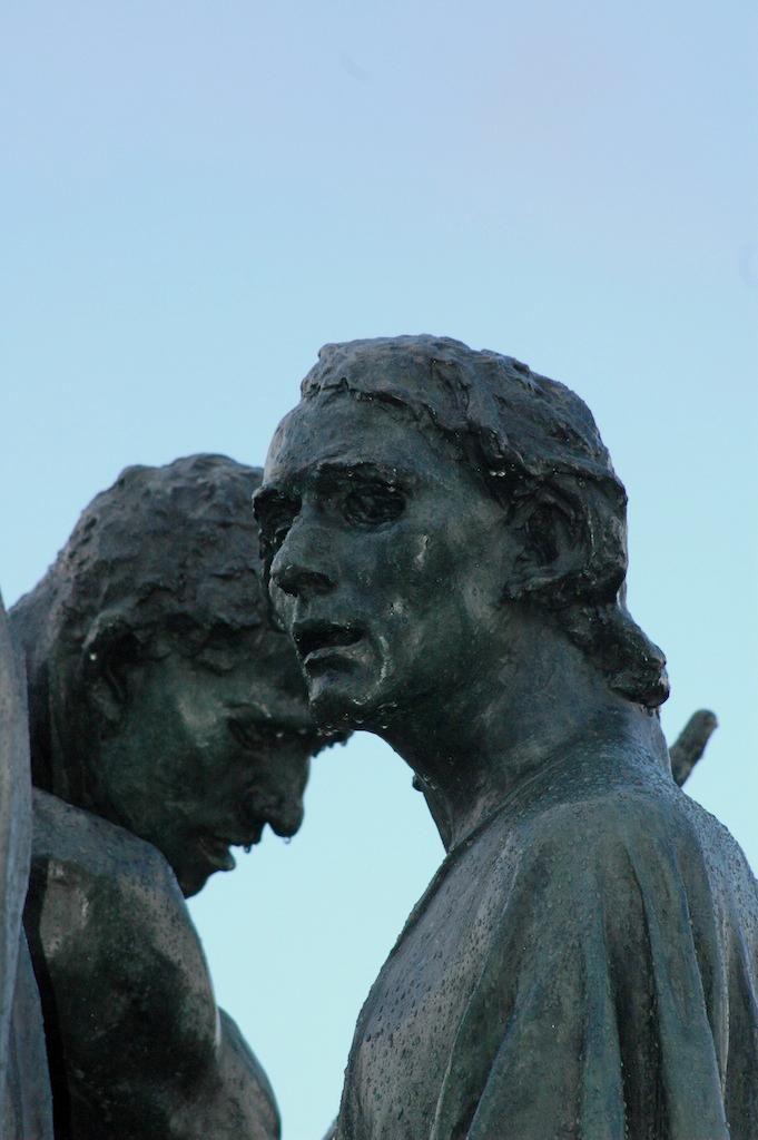 Monument des Bourgeois de Calais_Calais