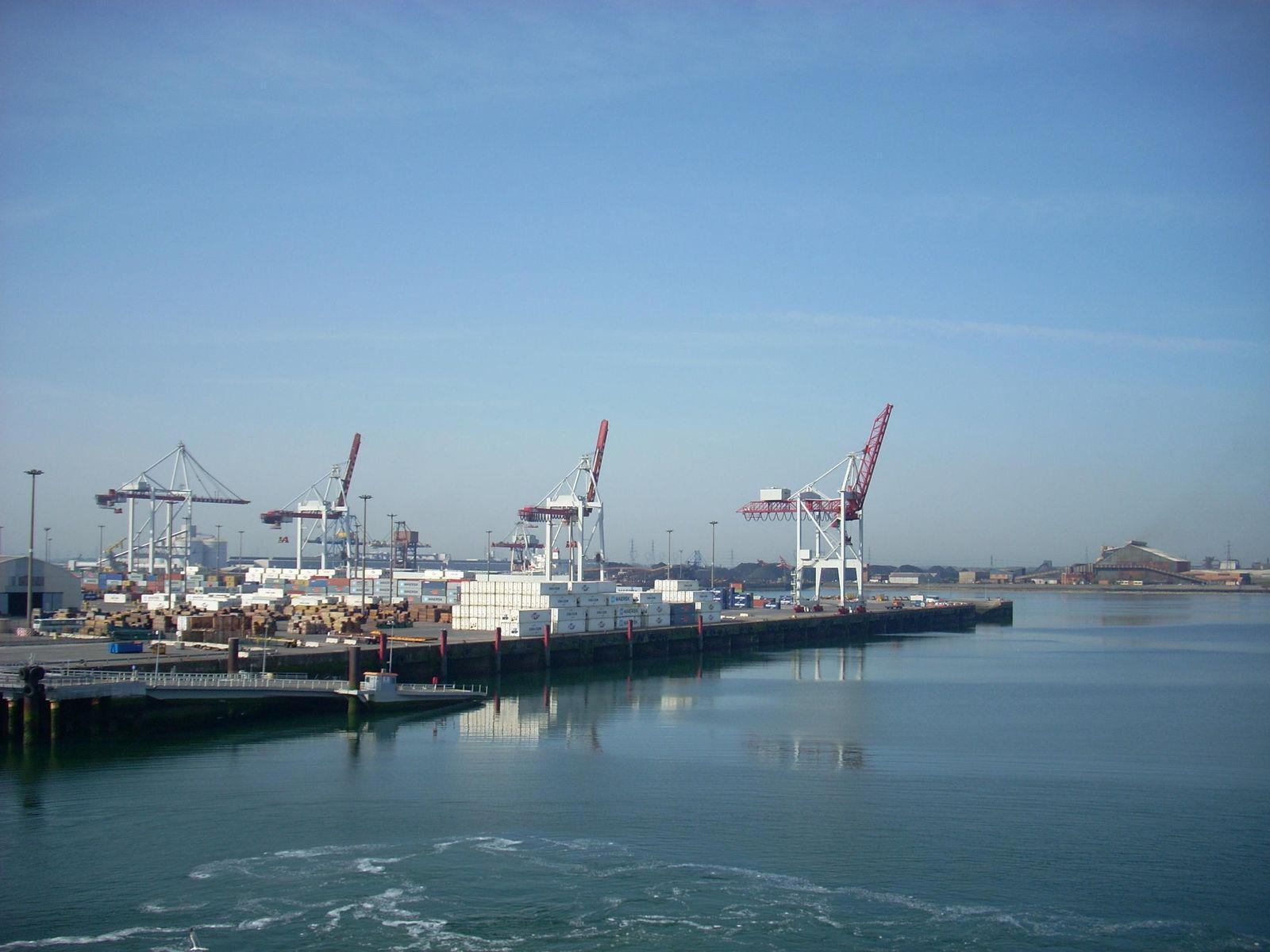 Le Port_Dunkerque