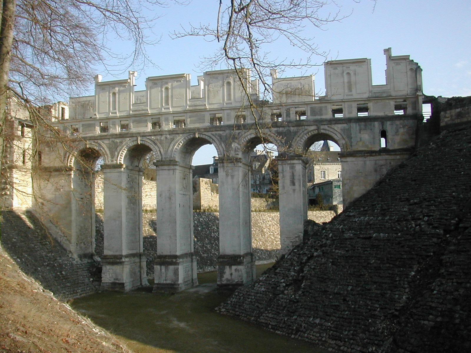 Château de Fère_Fère-en-Tardenois