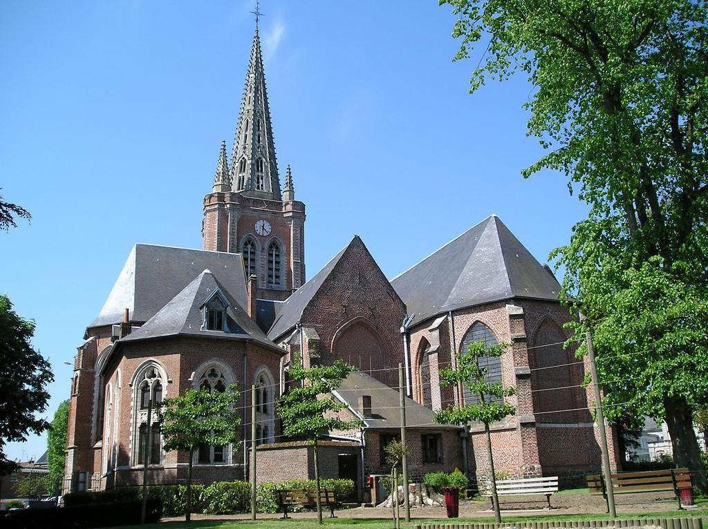 L'Eglise Saint Eloi_Hazebrouck
