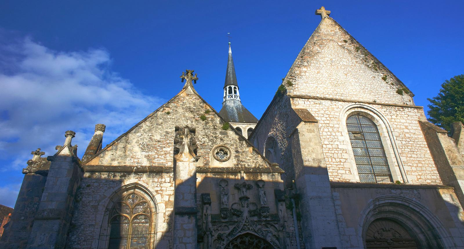 Eglise de Provins