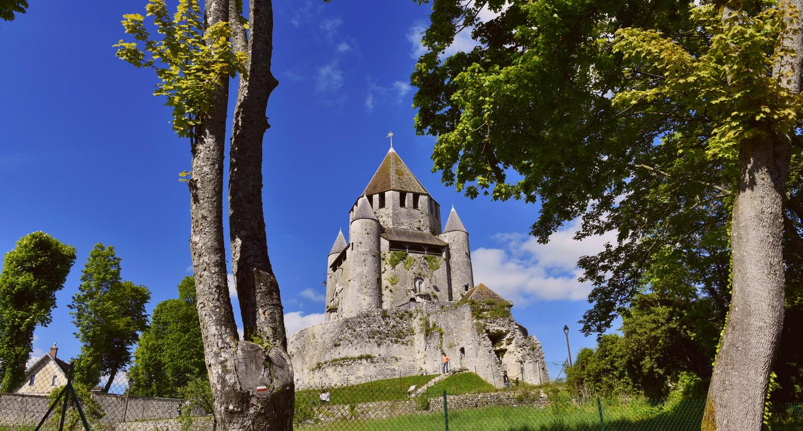 Cité Médiévale de Provins, la Tour César