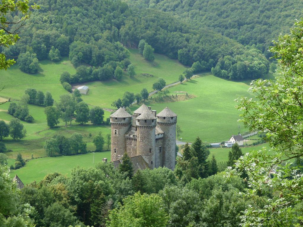 Château d'Anjony_Tournemire