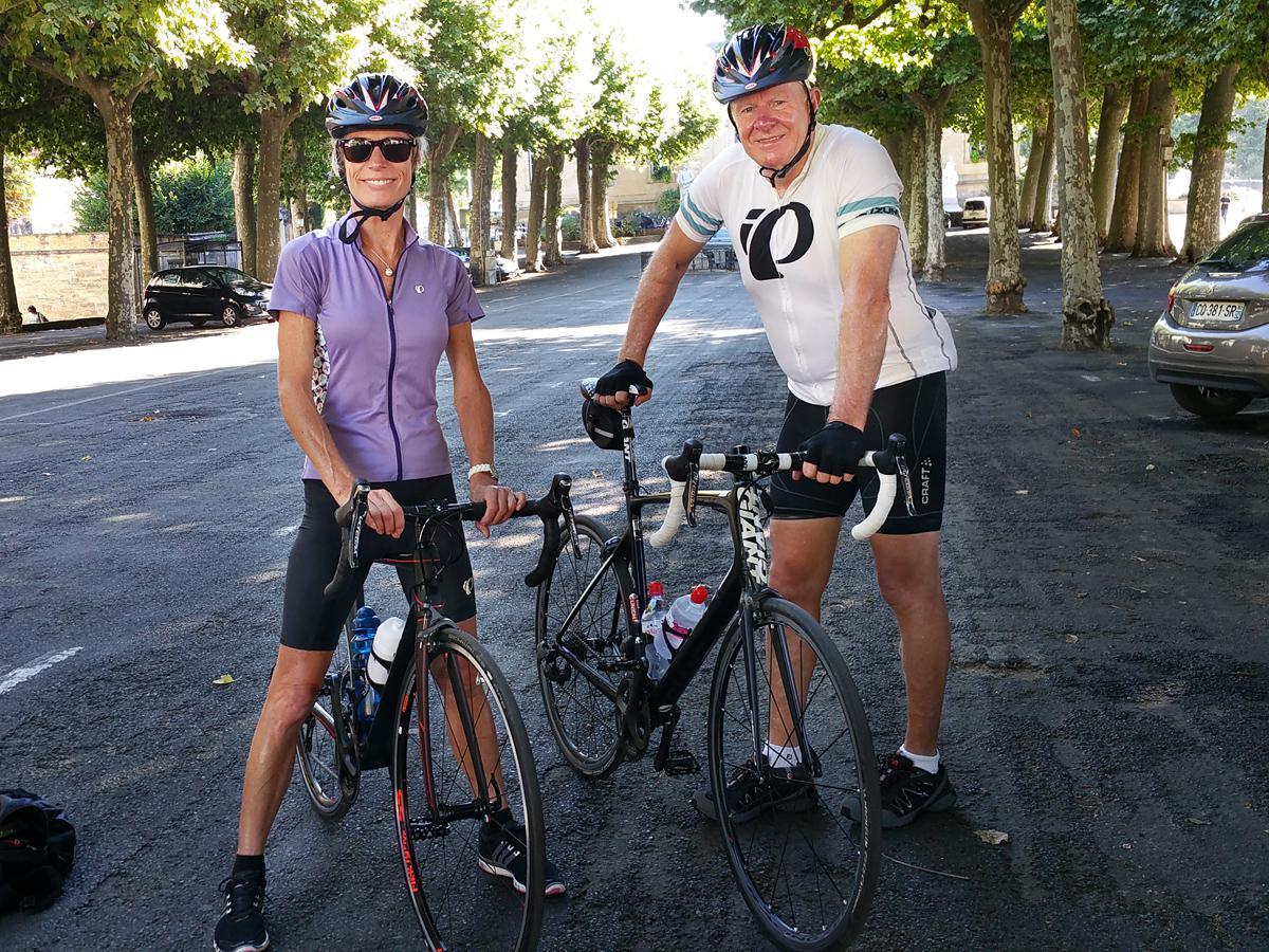 Vélo du Lot à Maxou