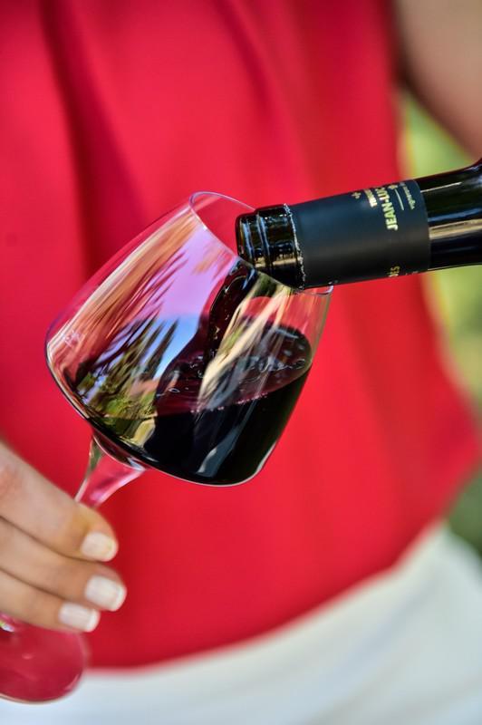 Dégustation de vins - Clos Triguedina