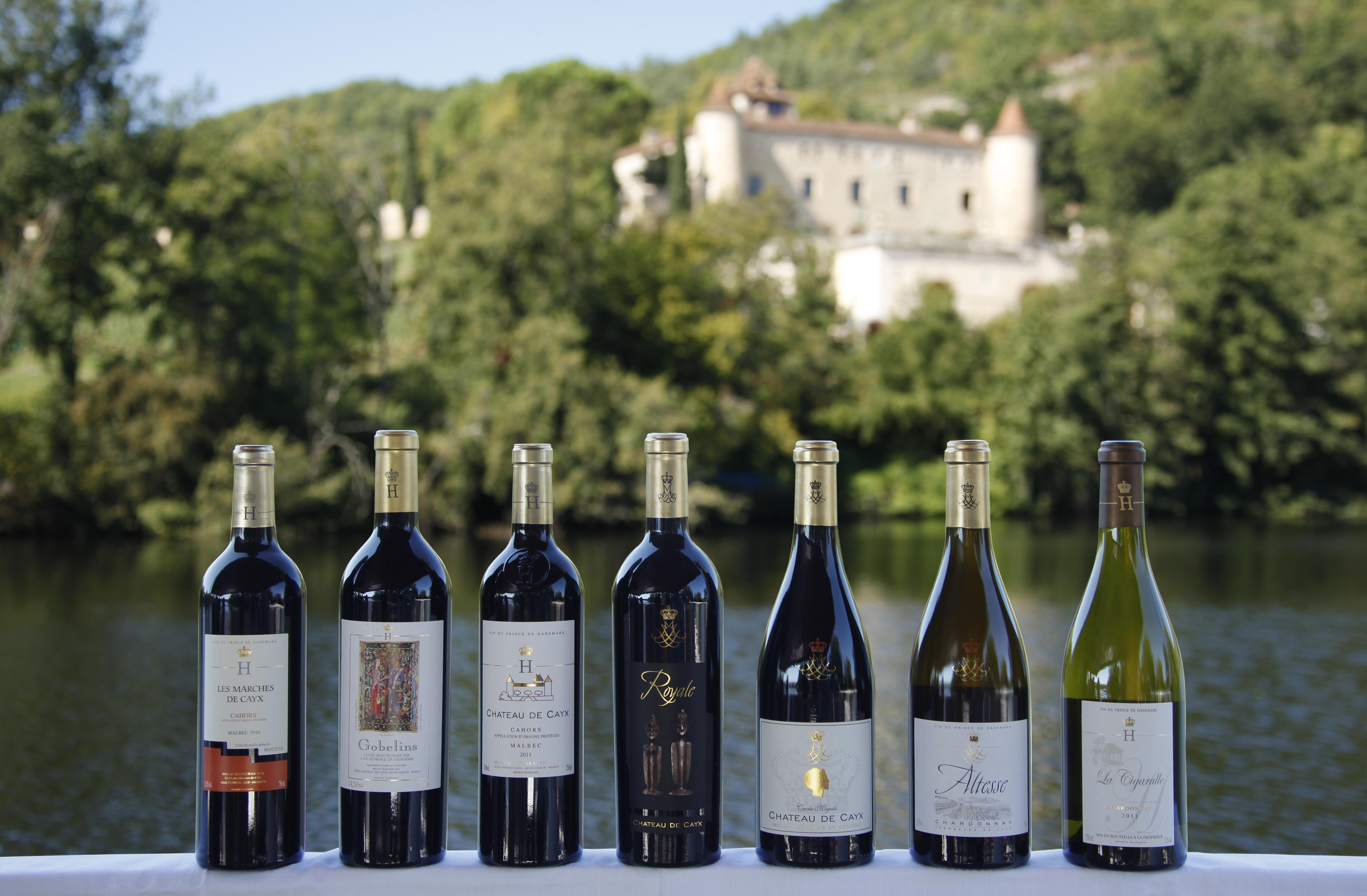 Vins de Chateau de Cayx