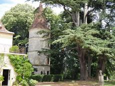 tour chateau cayrou
