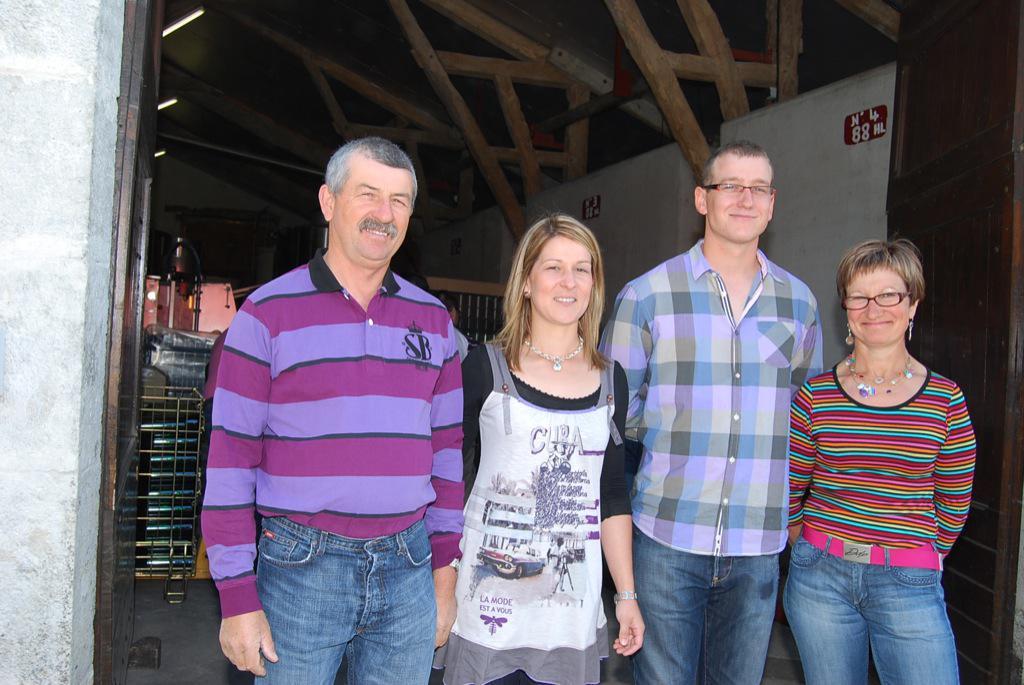 Famille Sirejol