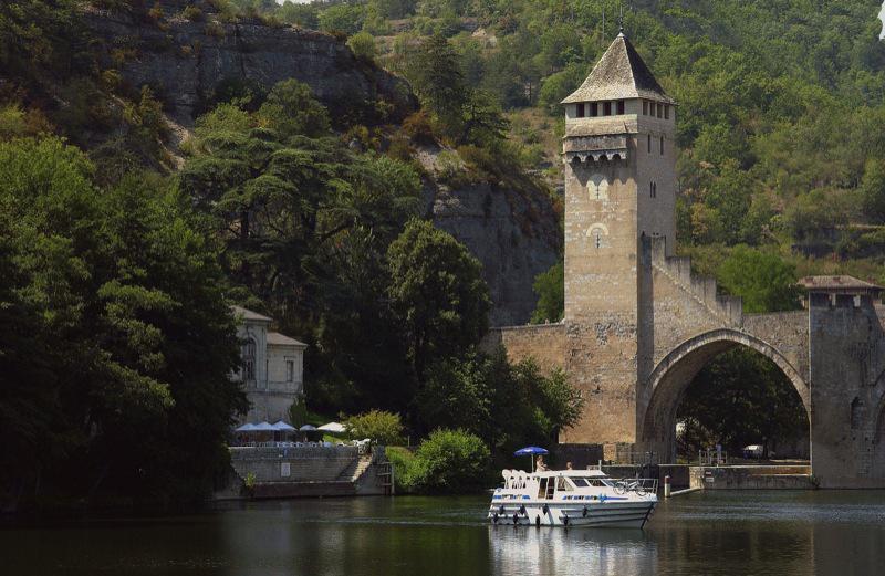 Bateau Les Canalous à Luzech