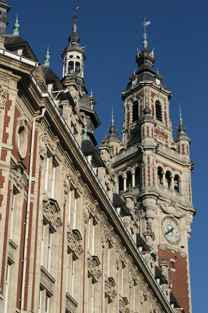 Tour de la chambre de commerce_Lille