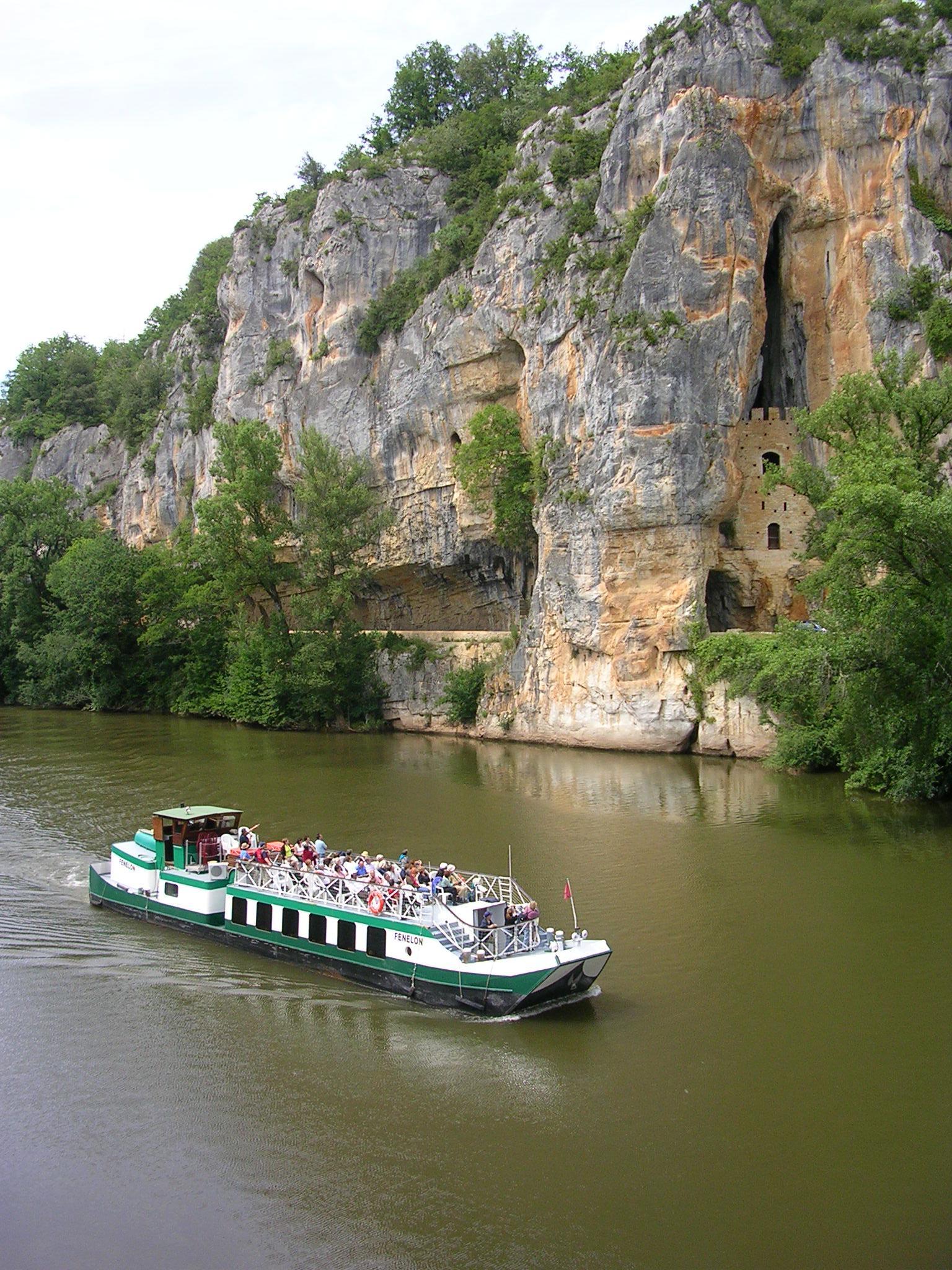 Bateau croisières Fenelon