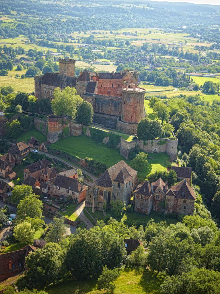 Château de Castelnau-Bretenoux -10