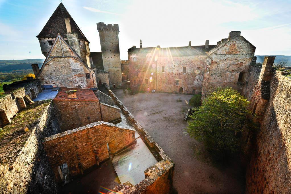 Château de Castelnau-Bretenoux -15