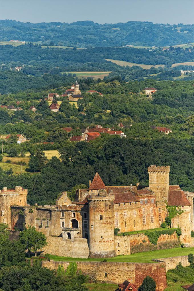 Château de Castelnau-Bretenoux -2