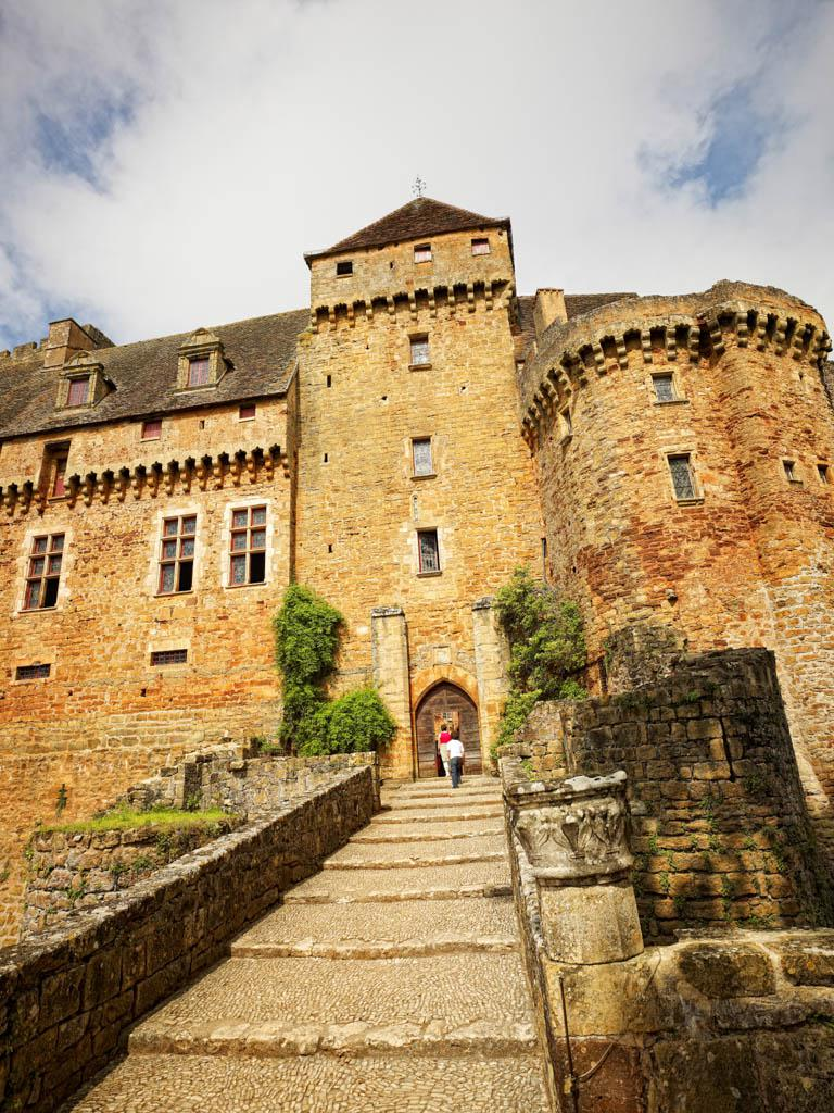 Château de Castelnau-Bretenoux -8
