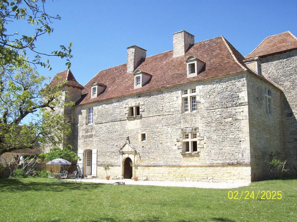 Chateau de Lantis Dégagnac