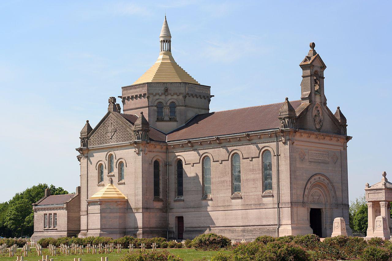 Colline Notre-Dame-de-Lorette_Ablain-Saint-Nazaire