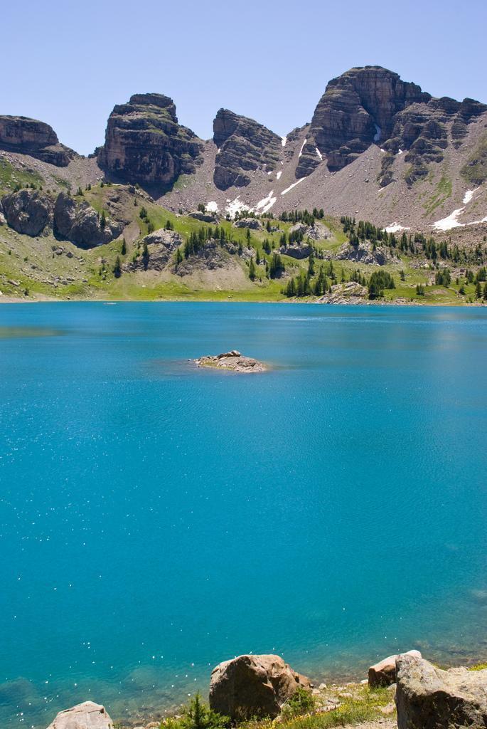 Lac d'Allos_Allos