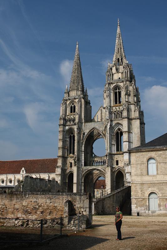 Ancienne abbaye St-Jean-des-Vignes_Soissons